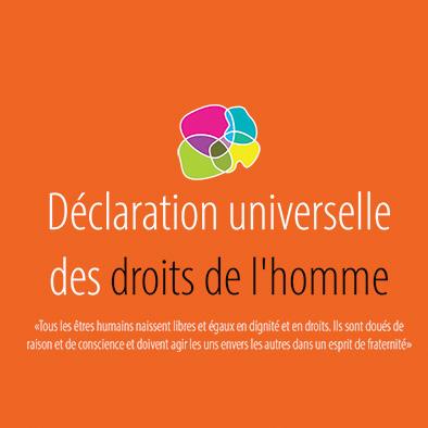 6 Déclaration Universelle des droits de l'Homme
