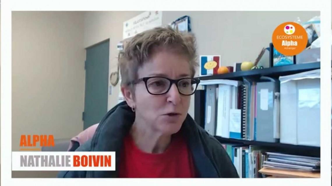 L'alphabétisation en santé avec Nathalie Boivin