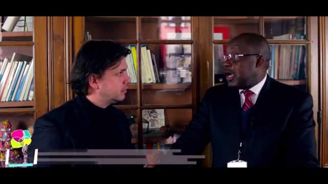 Assemblée Parlementaire de la Francophonie – Christophe Lutundula apala c.de mission afrique