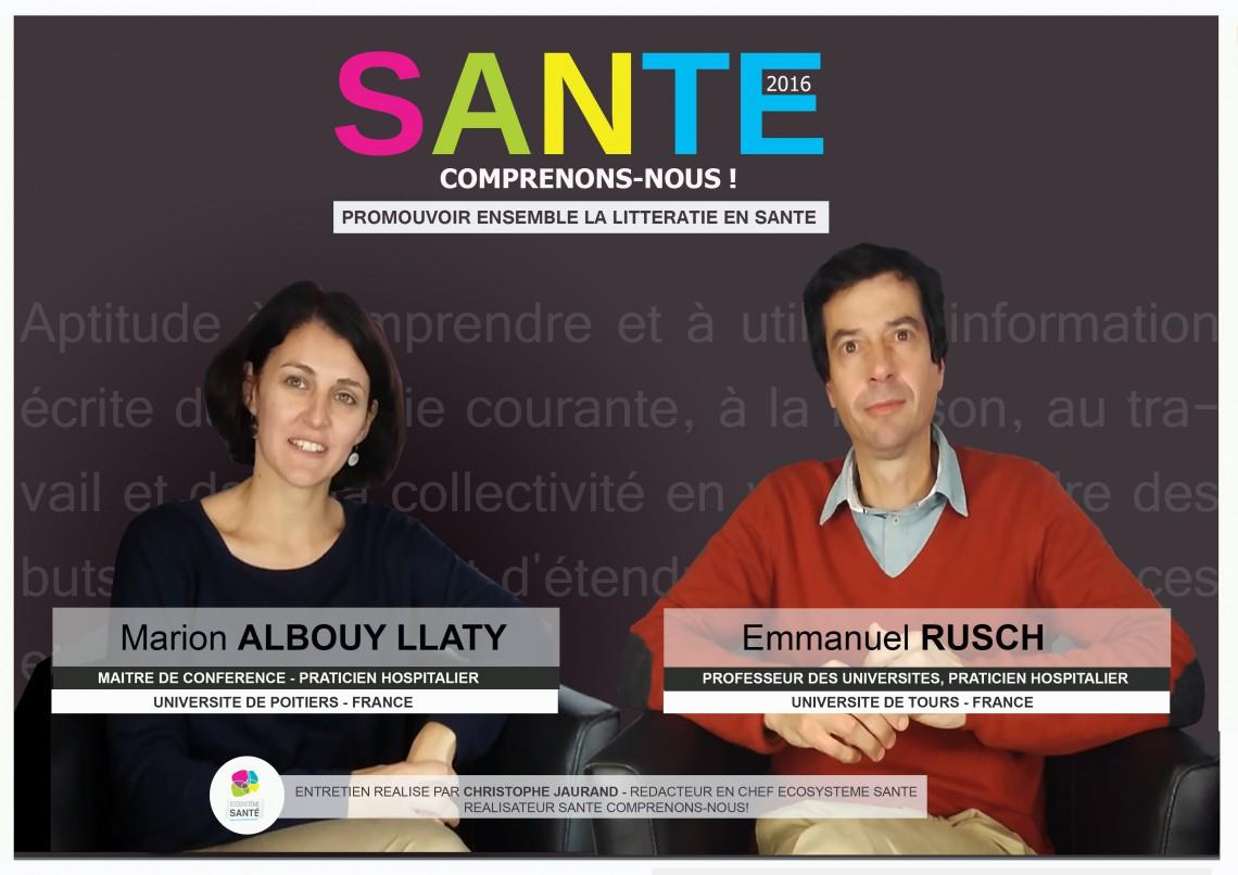 UNE SEMAINEPOUR LA LITTERATIE EN SANTE  A POITIERS (FRANCE) DU 14 AU 18 MARS 2016